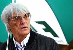 Ecclestonedan olay sözler Schumacherin sorunu...