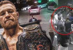 Conor McGregor hayranının telefonunu parçaladı