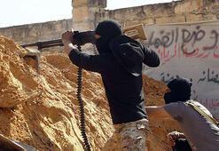 Libyanın başkenti Trablus çevresinde çatışma yaşanıyor