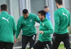 Bursada Trabzonspor mesaisi