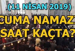 12 Nisan Cuma namazı saat kaçta İşte il il cuma namazı vakitleri...