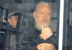 Assange Londra'da tutuklandı