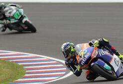 MotoGPde heyecan Amerikada devam edecek