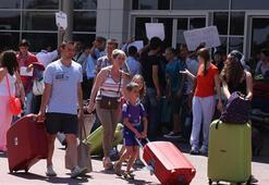 Türkiyeye gelecek Rus turist sayısında yüzde 10 artış bekleniyor