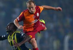 Galatasaray, Kadıköyde 13 dakika üstün kaldı