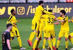 İstanbulspor - Osmanlıspor: 1-0