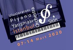 Orchestra'Sion Uluslararası Piyano Yarışması  4 yaşında