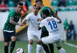 Akhisarspor ile Erzurumspor kritik maçta karşı karşıya