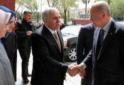 Cumhurbaşkanı Erdoğandan Fatih Belediyesine ziyaret