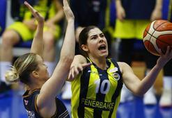 Fenerbahçe - Çukurova Basketbol: 81-65
