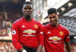 Manchester United evinde kazandı