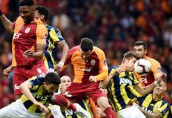Süper Ligde dev derbi: Fenerbahçe-Galatasaray