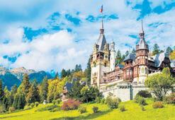 Şatolar ülkesi Romanya'da festival coşkusu