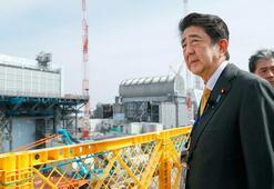 Japonyada Abe Fukuşimaya gitti
