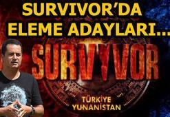 Survivorda dokunulmazlığı hangi takım kazandı Survivorda eleme adayları...