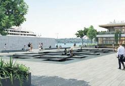 'Galataport' Mart 2020'den itibaren kruvaziyerlere açık