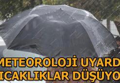 Sıcaklıklar düşüyor İstanbulda bugün hava nasıl olacak