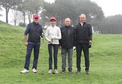 Kemer Country Golf Kulübünde Çiftler Turnuvası Heyecanı