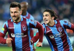 Trabzonsporun altın çocuklarından 13 puan katkı...
