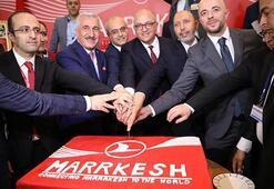Türk Hava Yolları, Fas'ın kızıl şehri Marakeş'i uçuş ağına ekledi