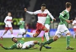 Almanyada gündem Ozan Kabak Ayın futbolcusu...