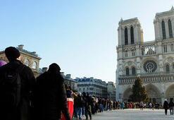 Notre-Dame Katedrali nerede Notre-Dame Katedrali neden yandı