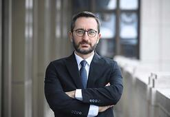 Cumhurbaşkanlığı İletişim Başkanı Prof. Dr. Fahrettin Altundan Notre Dame paylaşımı