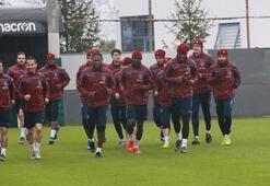 Trabzonspor, Yeni Malatyaspora çalıştı