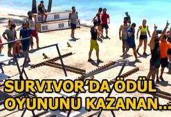 Survivorda araba ödülünü kim kazandı 15 Nisan Survivorda eleme adayları...