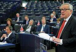 Juncker: ABnin geleceği Brexit değildir