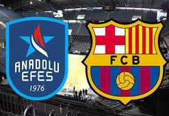 Anadolu Efes Barcelona Lassa maçı ne zaman saat kaçta hangi kanalda