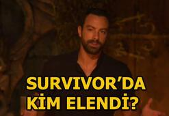 Survivorda elenen isim kim oldu (16 Nisan) Sürpriz isim adaya veda etti...