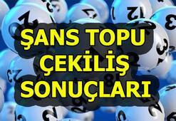Şans Topu sonuçları açıklandı (17 Nisan MPİ Şans Topu çekiliş sonuç sorgulama)