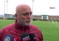 Hikmet Karaman: Galatasaray maçı zor ve önemli