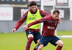 Trabzonsporda hazırlıklar sürüyor