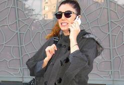 Nadide Sultanın yoğun telefon trafiği
