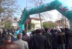 Cumhurbaşkanlığı Türkiye Bisiklet Turunun ikinci etabı başladı