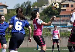Kadınlara özel ilk ve tek futbol turnuvası