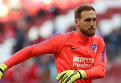 Atletico Madrid, Oblakın sözleşmesini uzattı