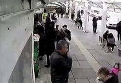Polis, hırsızları yedikleri abur cuburdan yakaladı