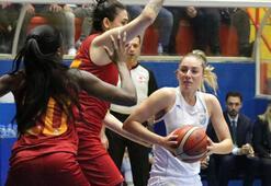 Hatay Büyükşehir Belediyespor-Galatasaray: 62-63