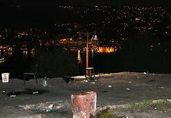İstanbulda korku dolu anlar Her yerde aranıyor