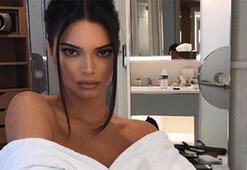 Kendall Jennera tanıdık kısmet