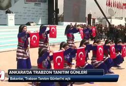 Bakanlar Trabzon Günleri etkinliğine katıldı