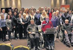 ALS hastalarına büyük destek