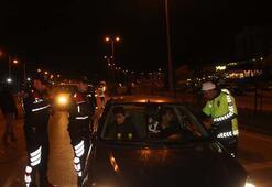 Polisin kestiği cezayı görünce az içti diye üzüldü
