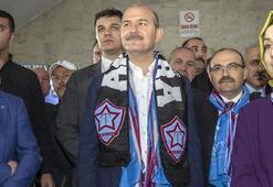 Bakan Soylu, Trabzon Günlerine katıldı