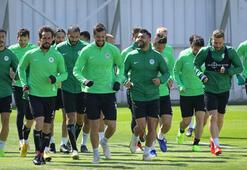Atiker Konyasporda 3 eksik