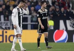 Ronaldodan olay hareket İçine s..tınız