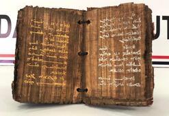 Tam 1300 yıllık, altın ve gümüş yazmalı... Suçüstü basıldılar